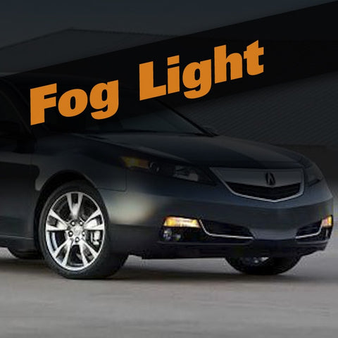 Acura TL HID Xenon Fog Light Kit