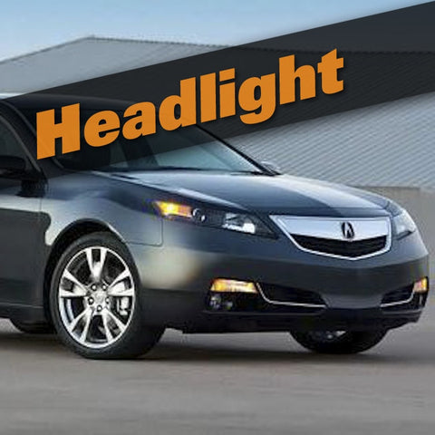 Acura TL HID Kit (Headlight)