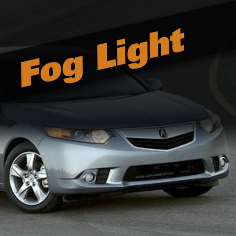 Acura TSX HID Xenon Fog Light Kit