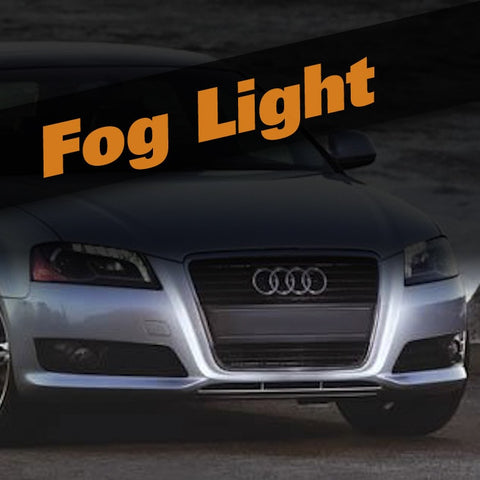 Audi A3 HID Xenon Fog Light Kit