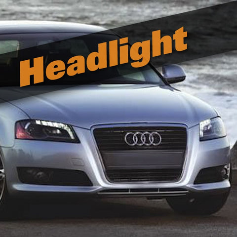 Audi A3 HID Kit (Headlight)