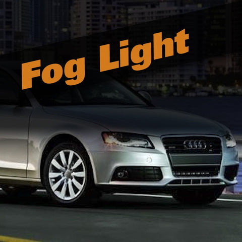 Audi A4 Avant HID Xenon Fog Light Kit