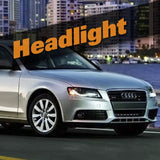 Audi A4 HID Xenon Headlight Package Deal
