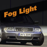 Audi A6 HID Xenon Fog Light Kit