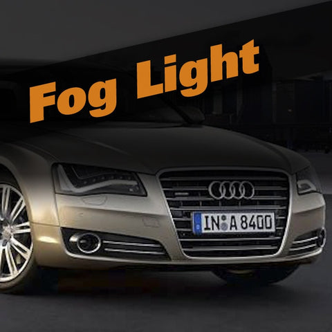 Audi A8 HID Xenon Fog Light Kit