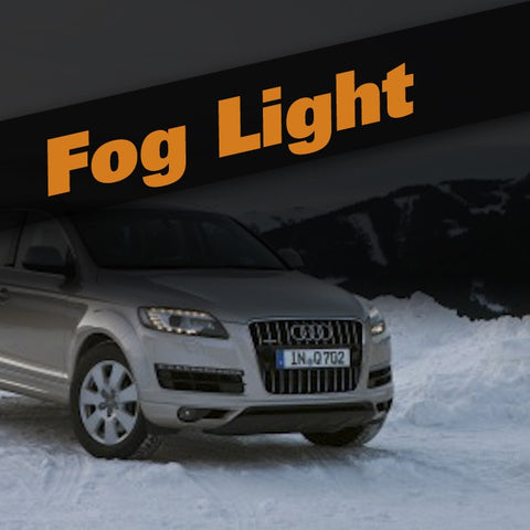 Audi Q7 HID Xenon Fog Light Kit