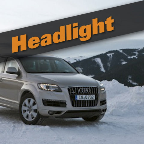 Audi Q7 HID Kit (Headlight)