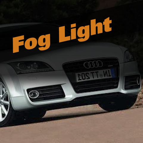 Audi TT HID Xenon Fog Light Kit