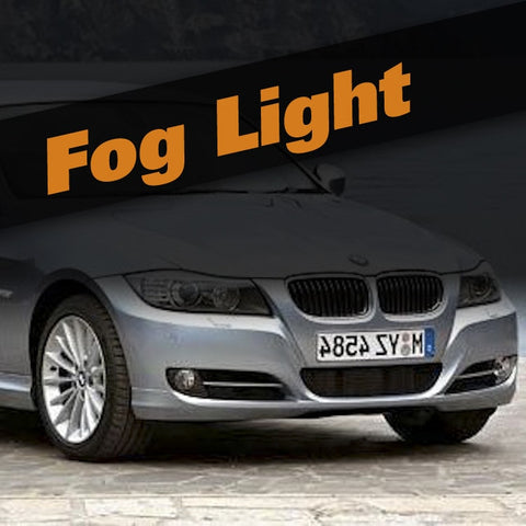 BMW 3 Series HID Xenon Fog Light Kit