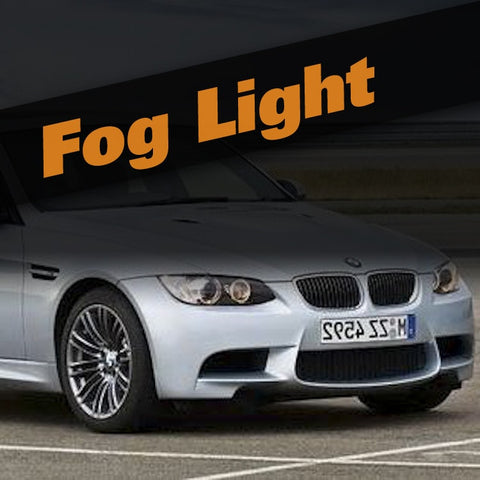 BMW M3 HID Xenon Fog Light Kit