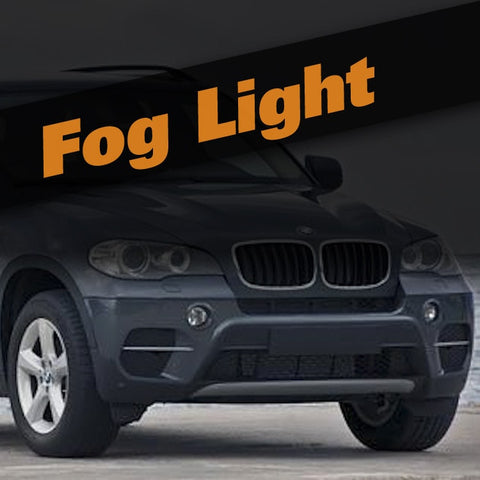 BMW X5 HID Xenon Fog Light Kit