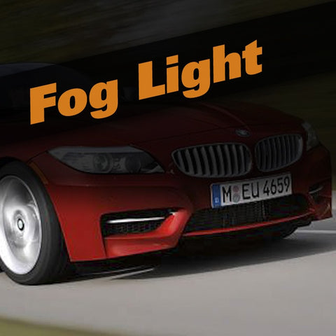 BMW Z4 HID Xenon Fog Light Kit