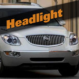 Buick Enclave HID Kit (Headlight)