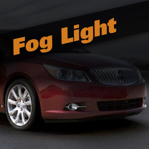 Buick LaCrosse HID Xenon Fog Light Kit