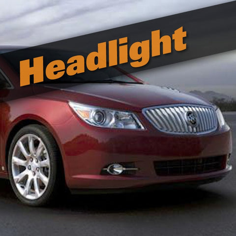 Buick LaCrosse HID Kit (Headlight)