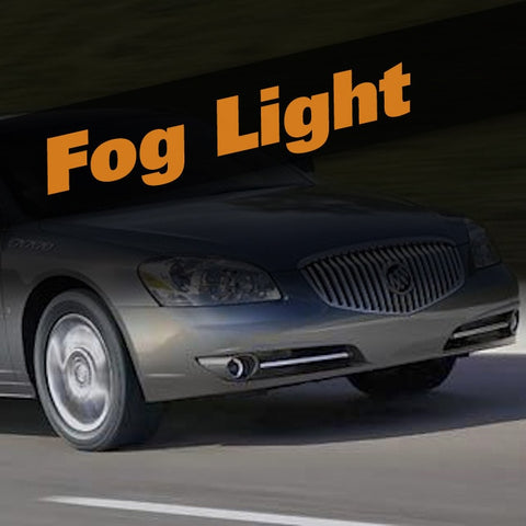 Buick Lucerne HID Xenon Fog Light Kit
