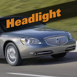 Buick Lucerne HID Kit (Headlight)