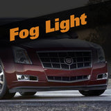 Cadillac CTS HID Xenon Fog Light Kit