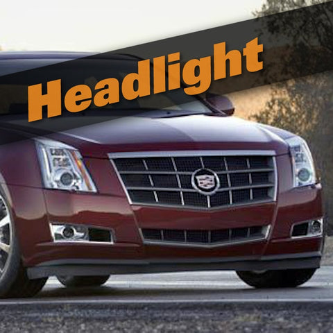 Cadillac CTS HID Kit (Headlight)