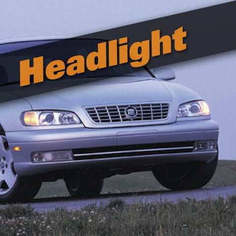 Cadillac Catera HID Kit (Headlight)
