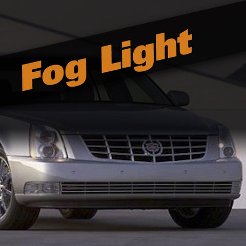 Cadillac DTS HID Xenon Fog Light Kit