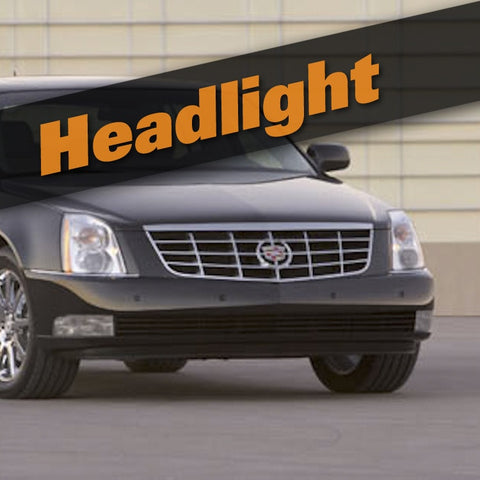 Cadillac DeVille HID Kit (Headlight)