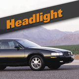Cadillac Eldorado HID Kit (Headlight)
