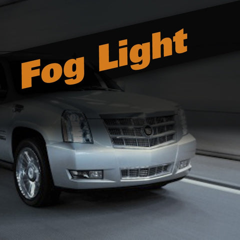 Cadillac Escalade HID Xenon Fog Light Kit