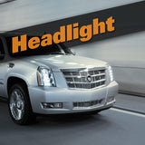 Cadillac Escalade HID Kit (Headlight)