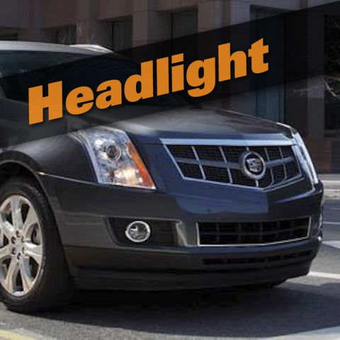 Cadillac SRX HID Kit (Headlight)