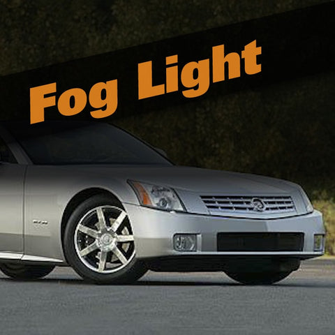 Cadillac XLR HID Xenon Fog Light Kit