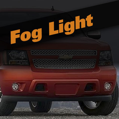 Chevrolet Avalanche HID Xenon Fog Light Kit