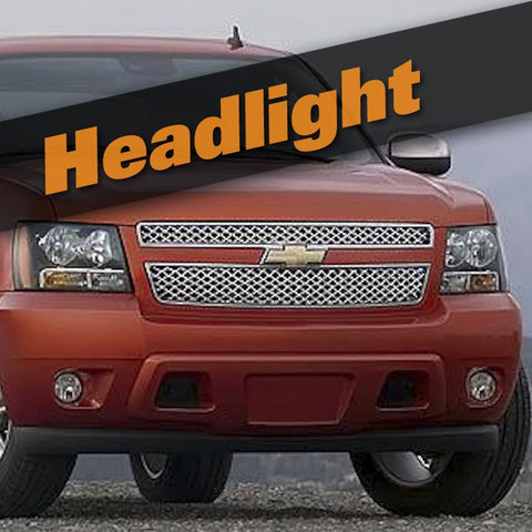 Chevrolet Avalanche HID Kit (Headlight)