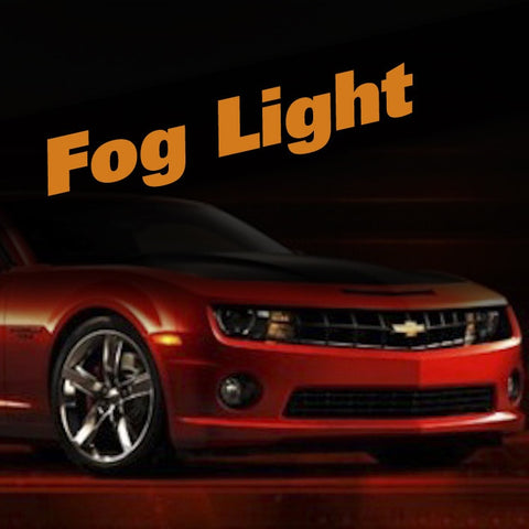 Chevrolet Camaro HID Xenon Fog Light Kit
