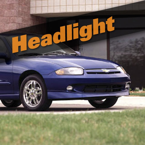 Chevrolet Cavalier HID Kit (Headlight)
