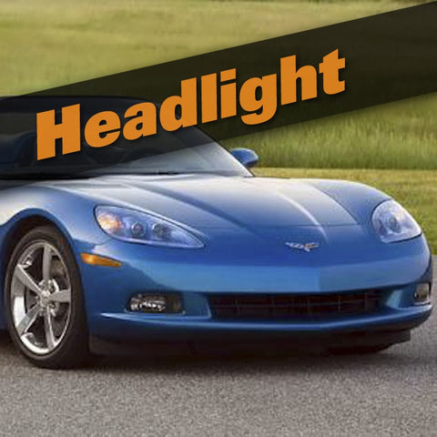 Chevrolet Corvette HID Kit (Headlight)