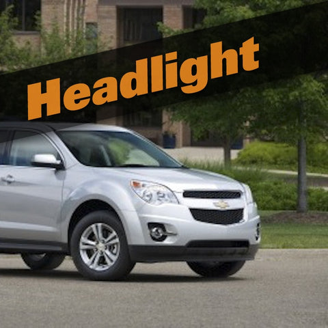 Chevrolet Equinox HID Kit (Headlight)