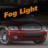 Chevrolet HHR HID Xenon Fog Light Kit