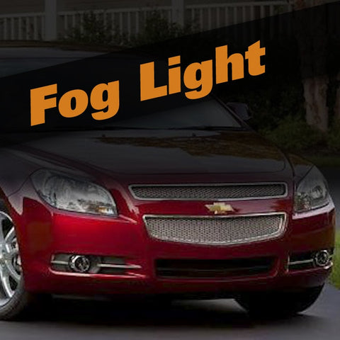 Chevrolet Malibu HID Xenon Fog Light Kit