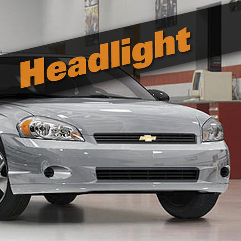 Chevrolet Monte Carlo HID Kit (Headlight)