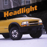 Chevrolet S-10 Blazer HID Kit (Headlight)