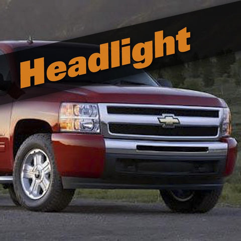 Chevrolet Silverado HID Kit (Headlight)