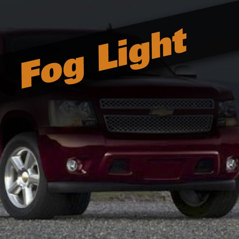 Chevrolet Suburban HID Xenon Fog Light Kit