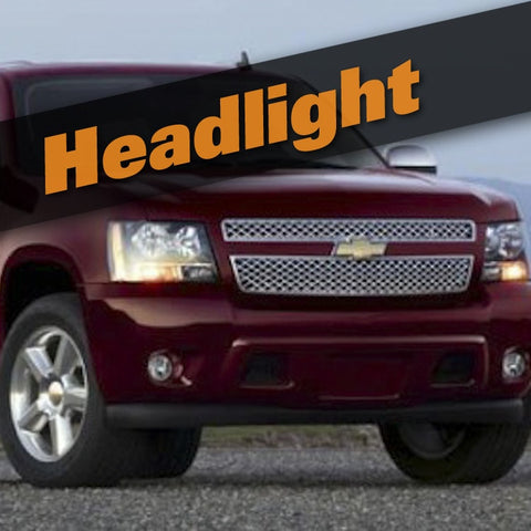 Chevrolet Suburban HID Kit (Headlight)