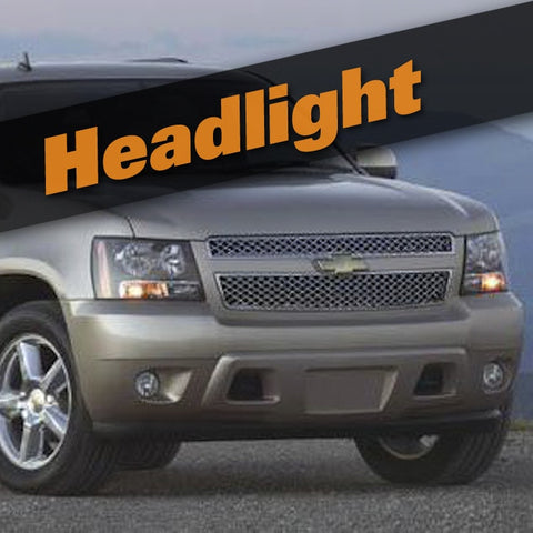 Chevrolet Tahoe HID Kit (Headlight)