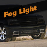 Chevrolet Trailblazer HID Xenon Fog Light Kit