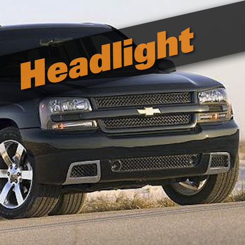 Chevrolet Trailblazer HID Kit (Headlight)