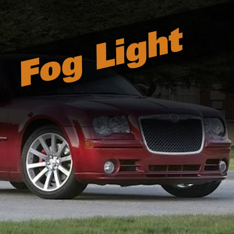 Chrysler 300C HID Xenon Fog Light Kit
