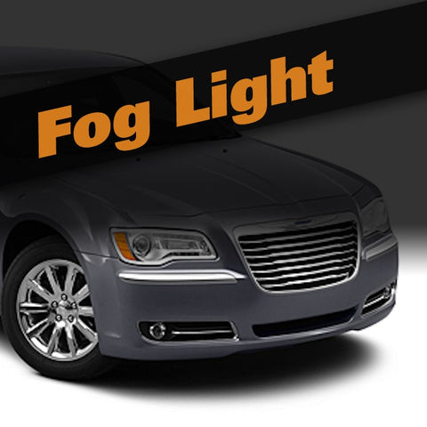 Chrysler 300 HID Xenon Fog Light Kit