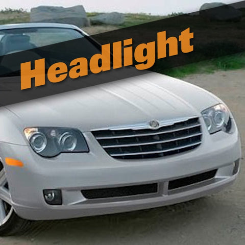 Chrysler Crossfire HID Kit (Headlight)